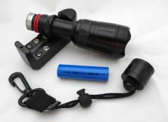 Подводный фонарь Small Sun ZY-210 5000W (XM-L T6
