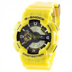 Часы мужские Shock - GA-110,  yellow space, ...