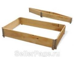 Cargo pallets, trays
