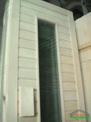 Двери для парных и саун от производителя, Киев