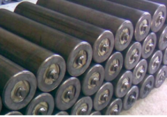 Conveyor rollers of high maintainability