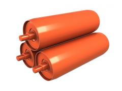 Rollers are conveyor