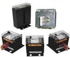 Трансформаторы тока для защиты