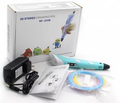 3D ручка Myriwell RP100B с LCD экраном (синяя)