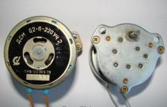 Двигатель   ДСМ 0.2-П-220