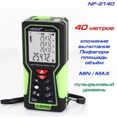 Noyafa NF-2140 лазерная рулетка до 40 метров