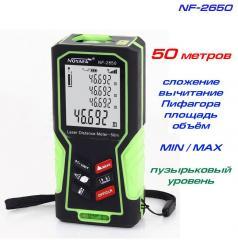 Noyafa NF-2650 лазерная рулетка до 50 метров