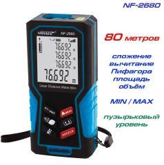 Noyafa NF-2680 лазерная рулетка до 80 метров