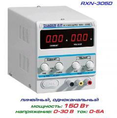 RXN-305D блок питания регулируемый, 1 канал: