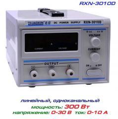 RXN-3010D блок питания регулируемый, 1 канал: