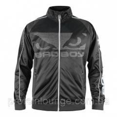 Спортивная кофта Bad Boy Track Black/Grey XL