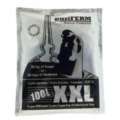 Сухие дрожжи Puriferm XXL 100 литров