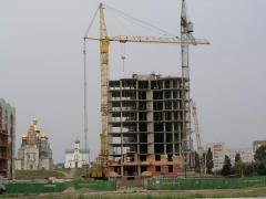Люлька строительная фасадная ЛЕ 100-300