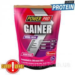 Гейнер высокобелковый Power Pro Gainer 2 kg