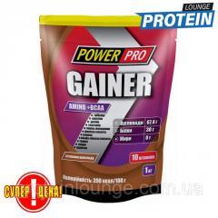 Гейнер высокобелковый Power Pro Gainer 1 kg