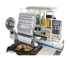 Embroidery machines industrial