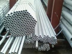 The pipes zinced with DU15 - 114