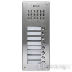 Аудіопанель на 8 абонентів Commax DR-8UM