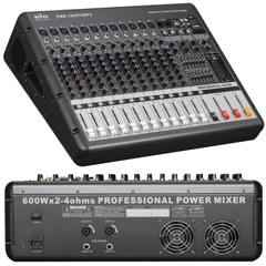 Підсилювач мікшерний BIG PMB1200FXMP3
