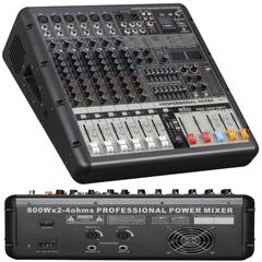Підсилювач мікшерний BIG PMB1600FXMP3