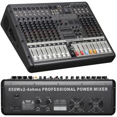 Підсилювач мікшерний BIG PMB1700FXMP3