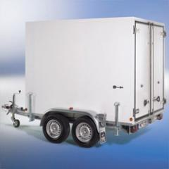 Trailer refrigerator (refrigerator equipment)