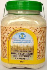Mahlzeit Weizenkeime Essen (Fiber)