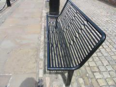 Benches metal