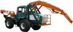 Boring and crane HTA-200-BKM-2M car