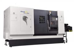 Focus the turning processing machine with ChPU