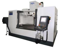 AVIA milling and turning the center with ChPU