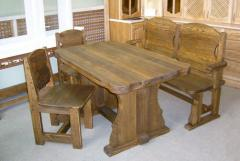 Products joiner's of an oak