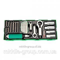 Набор инструмента в ложементе комбинированный