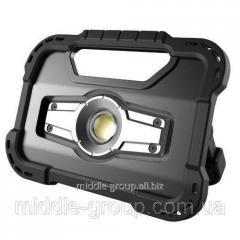 Прожектор светодиодный аккумуляторный 20W с