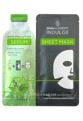 Сыворотка-маска для лица Skin Academy...