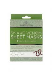 Маска тканевая для лица Skin Academy Snake...