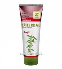 Питательный крем для рук O`Herbal Rich Годжи, 75
