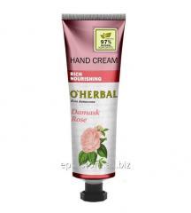 Питательный крем для рук O`Herbal Rich...