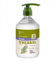 Расслабляющий лосьон для тела O Herbal,  500...