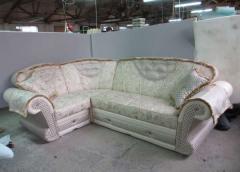Angular Sofa Magnate