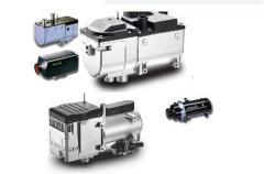 Autonomous heaters for cars. Liquid heaters for