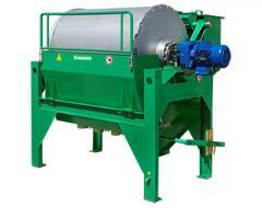 Separators magnetic drum PBM type