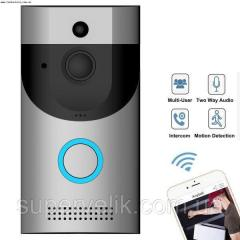 Домофон Smart Doorbell WiFi B30 CAD IP