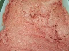 Мясо индюка механической обвалки (індиче м'ясо механічної обвалки)
