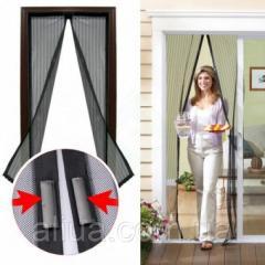 Магнитные шторы Magic mesh / Качественный подарок