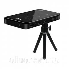 Проектор SMART P9 с аккумулятором, Wi-Fi и