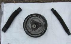 Agricultural spare parts the Basic wheel from