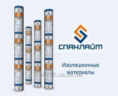 Гидро- пароизоляция СПАНЛАЙТ (Россия) опт, розница