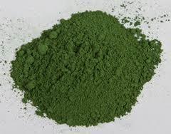 Пигмент зеленый, производство Индия