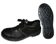 Туфлі робочі юхтові на ПУП